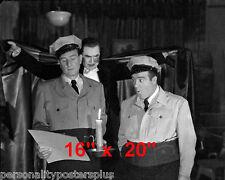 "Abbott & Costello~Frankenstein~Lugosi~Horror~Poster~Photo~16"" x  20"""