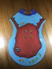 Cranium Balloon Lagoon Replacement Part Piece Snack Hut Board Game Fish Monster