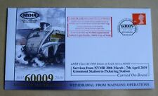 UNION OF SOUTH AFRICA 60090 WITHDRAWAL 2019 BUCKINGHAM RAILWAY COVER R342
