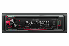 Kenwood KDC-168U CD/MP3/WMA Player Built-in Pandora iHEART Radio Front AUX USB