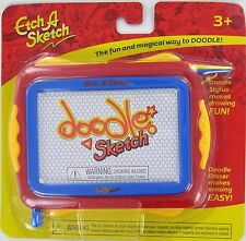 Pocket DOODLE SKETCH Magnetic Drawing Toy Ohio Art 67100 Plastic Creative NEW