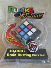 Rubiks Slide Electronic Puzzle Game (Voice Lights Sound Effects) 10,000+ Puzzles