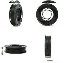 Gizmo Dorks Nylon Filament for 3D Printers 1.75mm 200g, Black