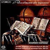 Bach: Secular Cantatas Vol. 4 [Bach Collegium Japan, Masaaki Suzuki] [BIS: BIS20