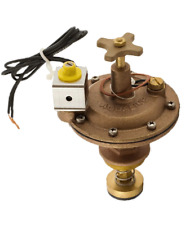 """NEW 1"""" BRASS ELECTRIC ANTI-SIPHON VALVE ACTUATOR FITS ALL SUPERIOR, CHAMPION ETC"""