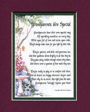 #34 Gift present poem keepsake for grandparents Gift for grandma and grandpa