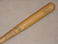 Pete Castiglione Game Used Bat Pittsburgh Pirates St. Louis Cardinals