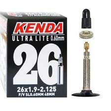Kenda Ultraleichter Fahrradschlauch  26x1.9 - 2.125 SV48mm