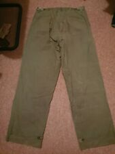 More details for  wwii u.s. m43 trousers set 2