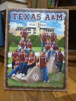 Texas A&M 2006 Football (hardcover) Yearbook