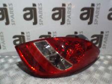 HYUNDAI I20 1.4 DIESEL 2011 DRIVERS SIDE REAR LIGHT CLUSTER