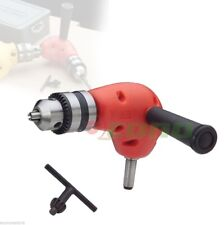 90 Degree Right Angle Drill Attachment Chuck Adapter 116 38 Power Eletric