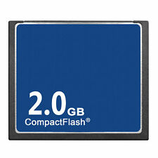 2GB CF CompactFlash Memory Card Standard OEM Useful