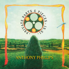 Anthony Phillips : Private Parts and Pieces IX-XI CD (2018) ***NEW***