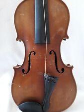Nr.651 sehr schöne Geige  mit Zettel Vavra
