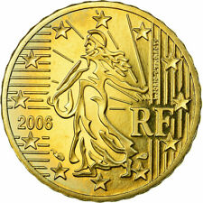 [#730148] France, 10 Euro Cent, 2006, BE, FDC, Laiton, KM:1285