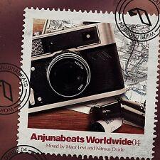 Anjunabeats Worldwide 4 (NEW 2 x CD) Maor Levi Nitrous Oxide Mike Coglin Genix