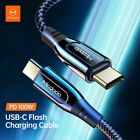 PD 100W 5A USB-C Cable Type-C to Type C Fast Charging Data Sync Charger Cord
