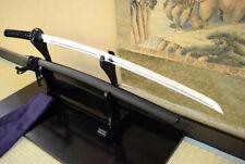 Luxury Bakumatsu Kawakami Iai Sword- Samurai Katana for practice & decoration
