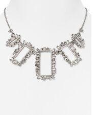 Alexis Bittar Miss Havisham Open Frame Statement Necklace. *New*