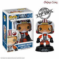 STAR WARS - LUKE SKYWALKER X-WING PILOT - FUNKO POP VINYL FIGURE - NEW IN BOX!