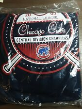 Chicago Cubs 2003 Central Division Champions Shirt XL NWT