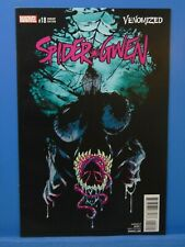 Spider-Gwen #18 Venomized Variant Edition Marvel Comics Cb16254