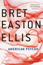 American Psycho,Bret Easton Ellis- 9780330448017