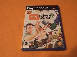 Eye Toy Play 2 Playstation 2