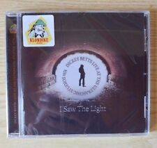 DICKEY BETTS - I Saw The Light - Live At Ultrasonic Studios 1974 - CD SIGILLATO