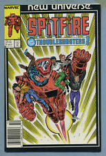 Spitfire and the Troubleshooters #1-13(Codename)Complete Series #4 Mcfarlane Art