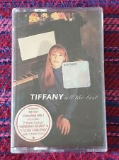 Tiffany ~ All The Best ( Malaysia Press ) Cassette