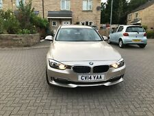 2014 DAMAGED REPAIRED 2014 BMW  3 SERIES 318d LUXURY AUTO LOW MILAGE