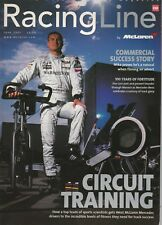 Racing Line Official TAG McLaren Magazine Formula 1 F1 Issue #40 June 2001