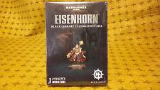 Warhammer 40k: Eisenhorn Black Library Celebration 2018 Exclusive Inquisitor NIB