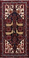 Tribal Geometric Animal Design Handmade Area Rug Traditional Oriental Carpet 3x6