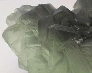 Superb Green FLUORITE APPROX 5.0 Kg Cluster- Large Cabinet specimen