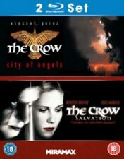 The Crow City of Angels + The Crow Salvation (Vincent Perez) Region B Blu-ray