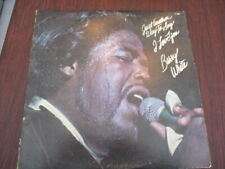 Barry White Just Another Way to Say I Love You on lp