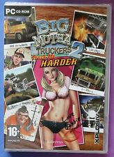 BIG MUTHA TRUCKERS 2 TRUCK ME HARDER PC CD-ROM DRIVING RACING GAME new & sealed