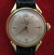 Vintage 14K Yellow Gold Lady Eterna - Matic