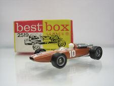 Diecast Best-box Cooper Maserati Formula 1 No.2519 Brown Mint in Box Rare/Selten