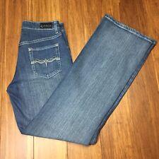 Lawman Womens Size 5/6x31 Bootcut Medium Wash 5 Pocket Jeans