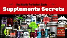 BCAA + PRE-WORKOUT COMBO: Optimum, BSN, Xtend, Amino, 5%, C4 - PICK YOUR STACK