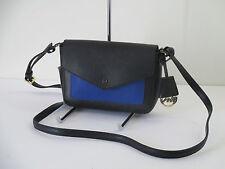 NEW Michael Kors Greenwich Leather Small Flap Crossbody Handbag