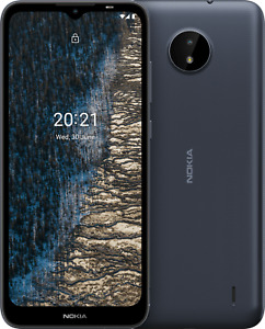 """Nokia C20 4G Dual SIM 16GB 6.5"""" Blue 5MP Android Li-Ion 3000 mAh By FedEx"""