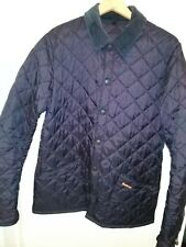 Mens Barbour Heritage Liddesdale Quilted Jacket Size M