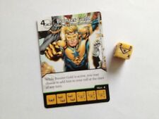 DC dice masters justice League-booster gold-glory-seeking showboat # 080