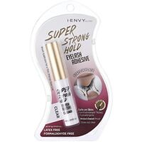 KISS i Envy Eyelash Adhesive Super Strong Hold Clear 0.176 oz (Pack of 2)