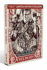 Evil Dead 2 Limited Edition Steelbook Blu-ray Brand New Sealed